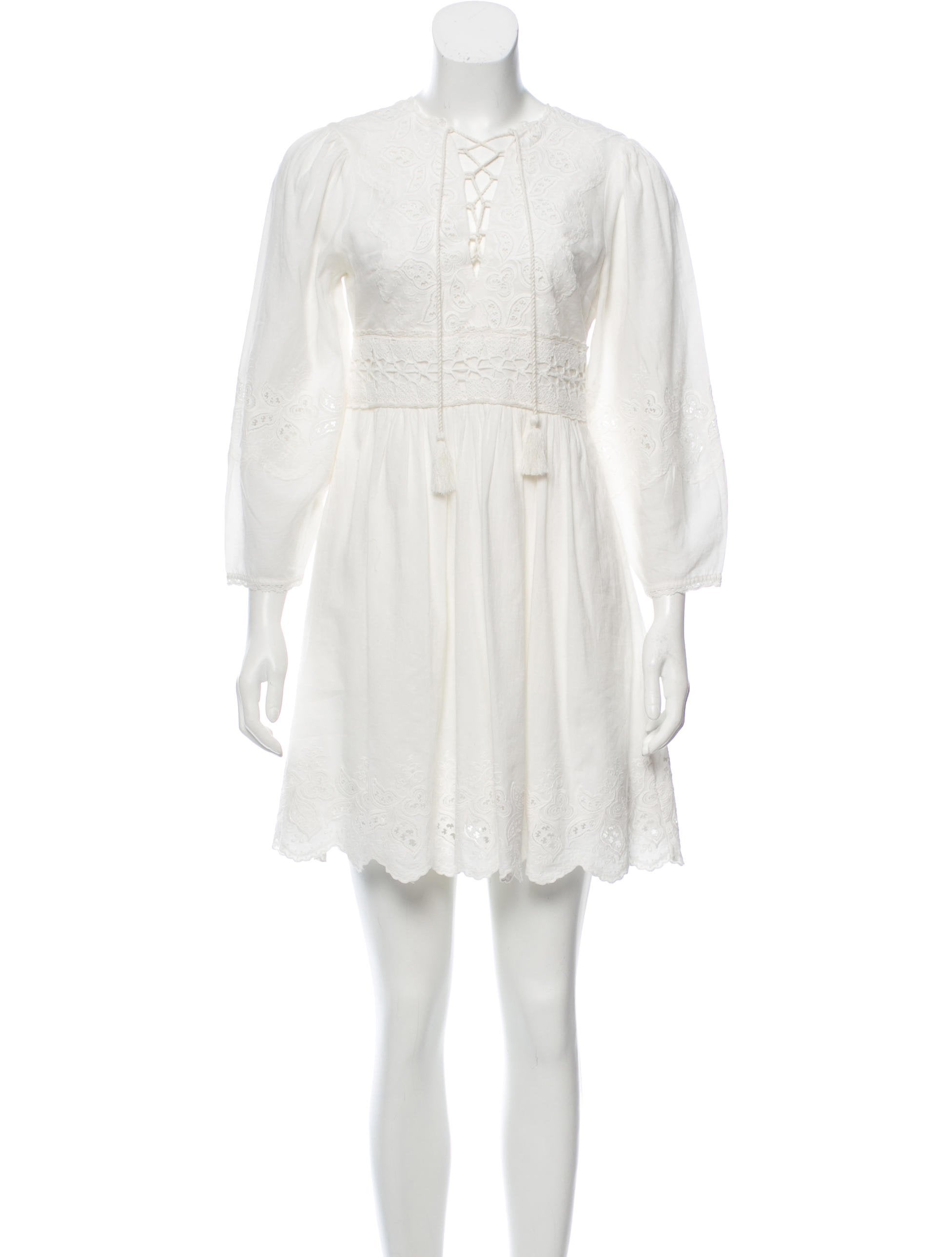 fcd3599403557a Ulla Johnson Ailey Broderie Anglaise Dress w/ Tags - Clothing ...