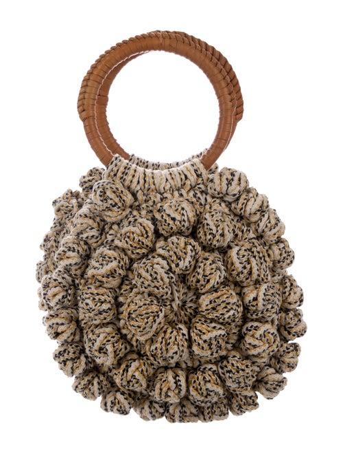 Ulla Johnson Crochet Lia Bag Tan