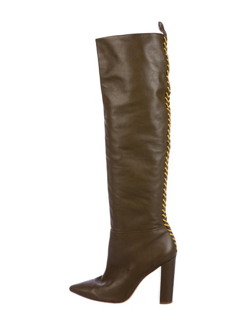 Ulla Johnson Leather Boots Brown