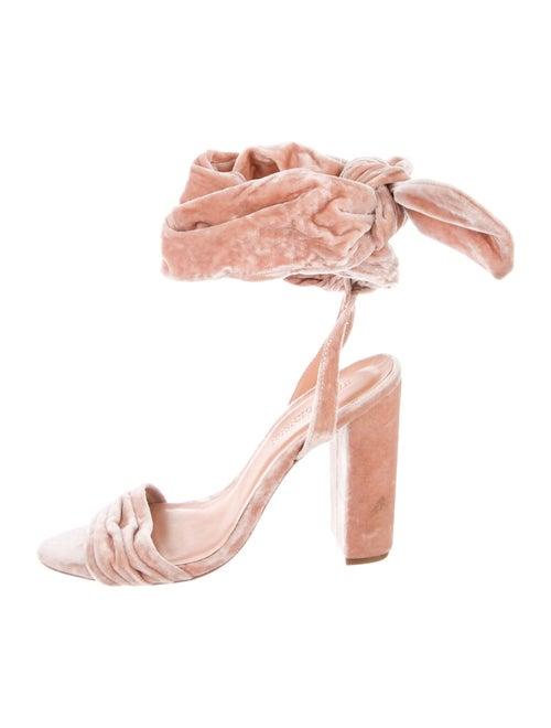 Ulla Johnson Sandals Pink