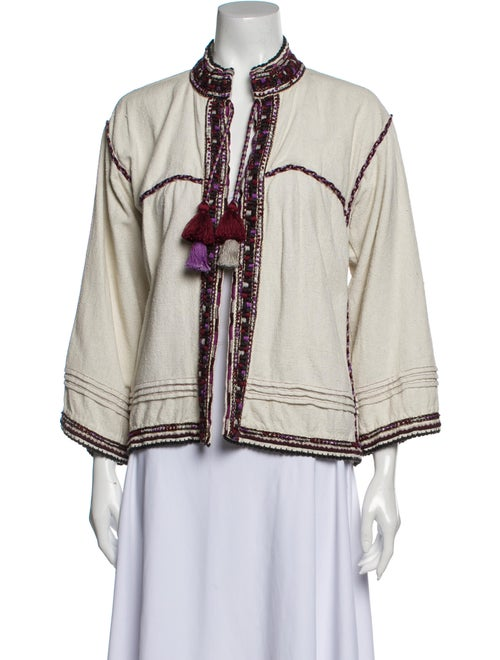 Ulla Johnson Silk Jacket