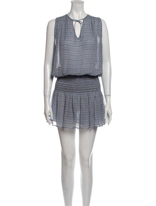 Ulla Johnson Silk Mini Dress