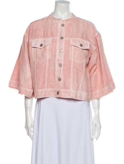 Ulla Johnson Jacket Pink