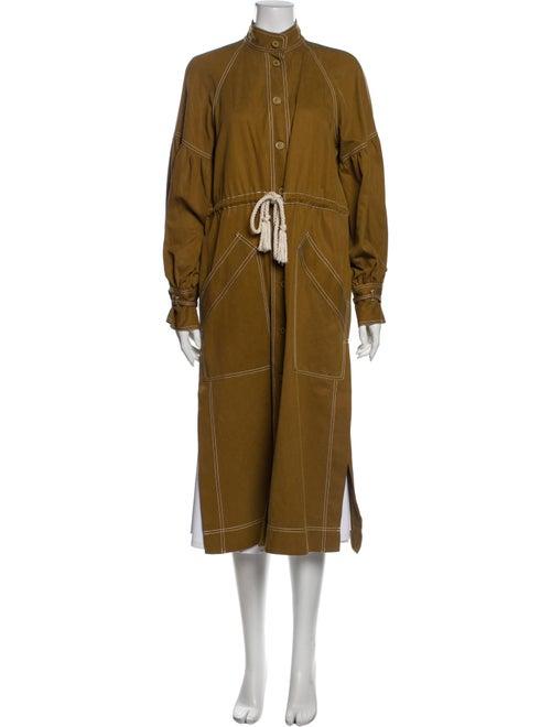 Ulla Johnson Coat Brown