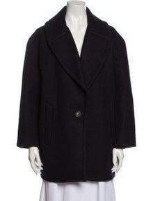 Ulla Johnson Wool Coat