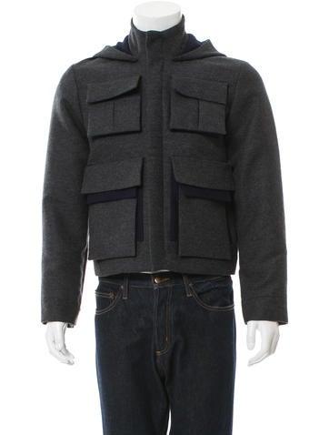 Ute Ploier Hooded Utility Coat