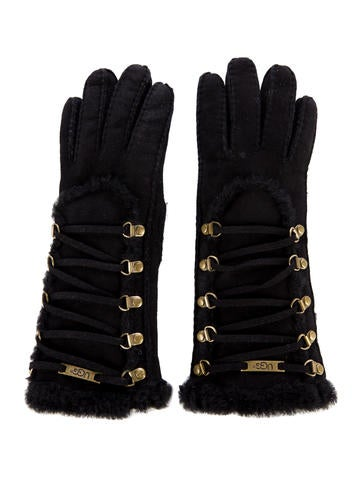 UGG Australia Shearling Gloves