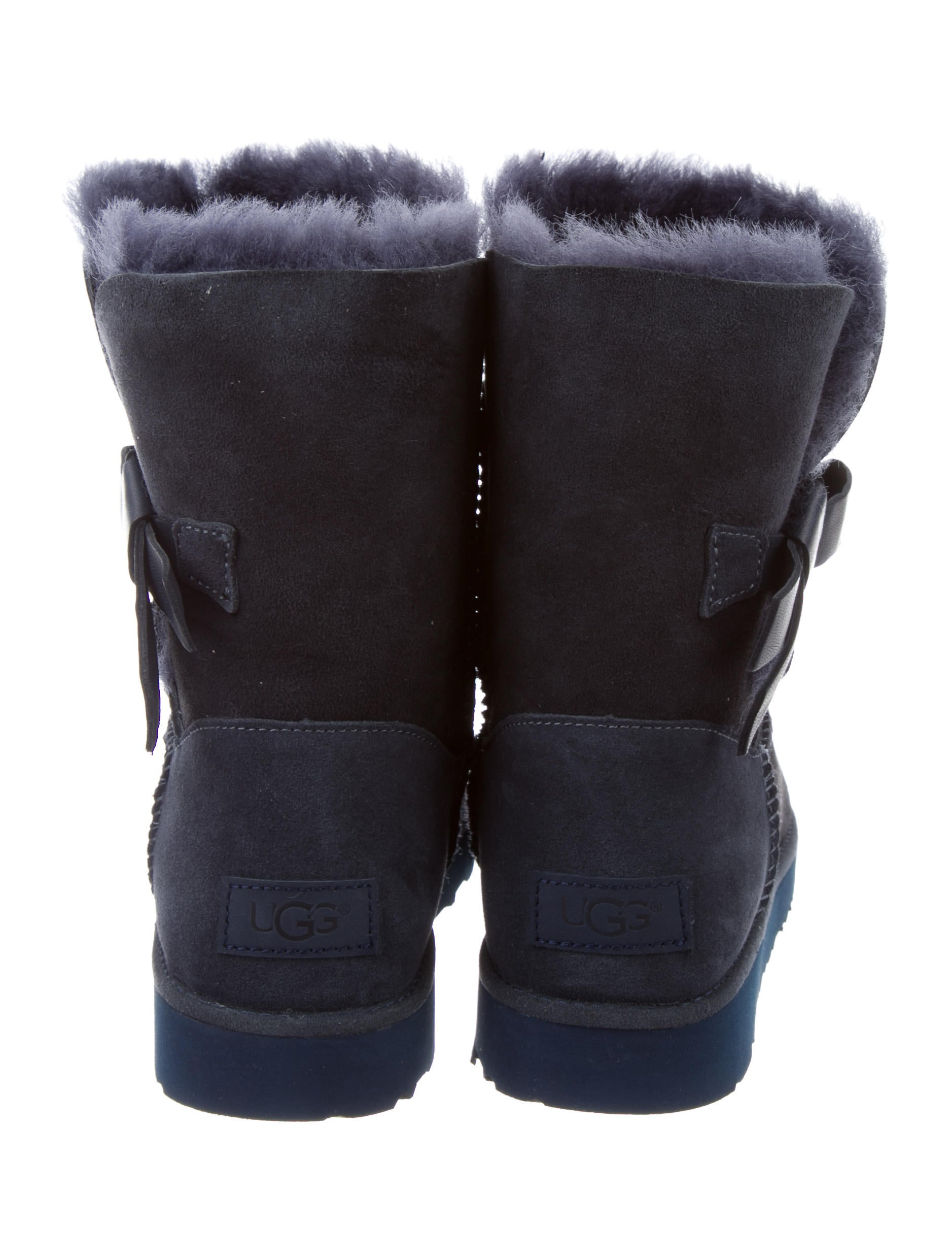 Ugg Australia Classic Knot Short Boots W Tags Shoes
