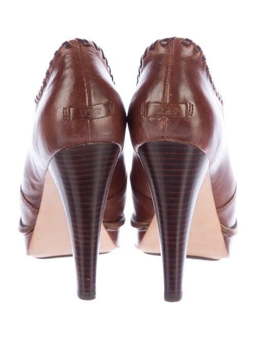 419352e7ccf UGG Australia Jamison Platform Booties - Shoes - WUUGG20973   The ...