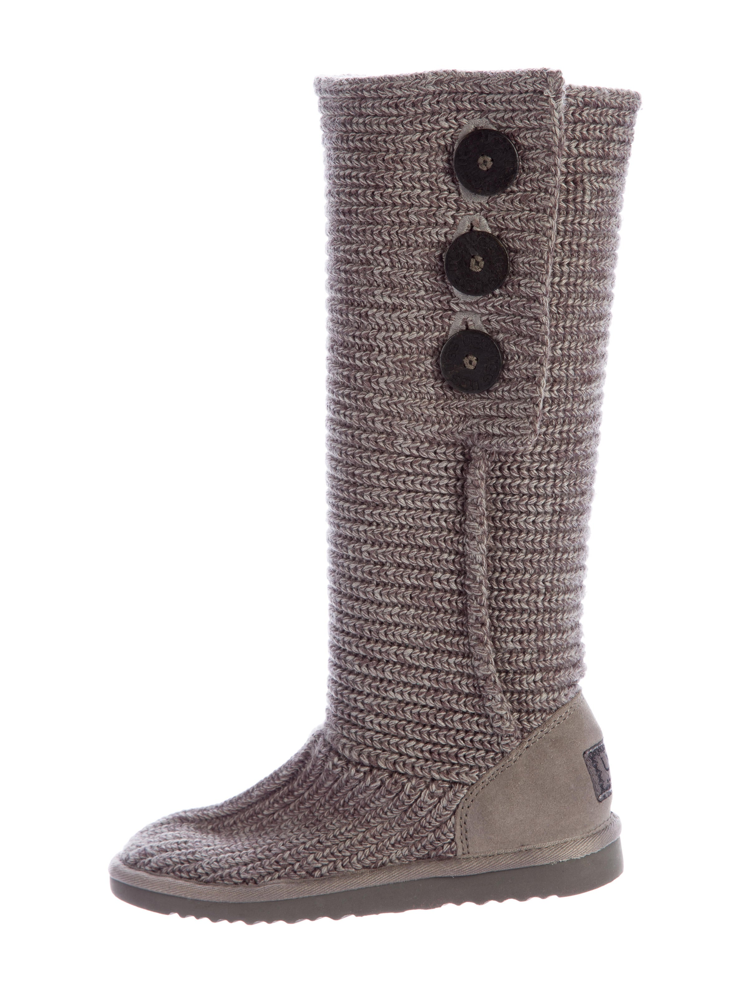 ugg australia knit knee high boots shoes wuugg20981