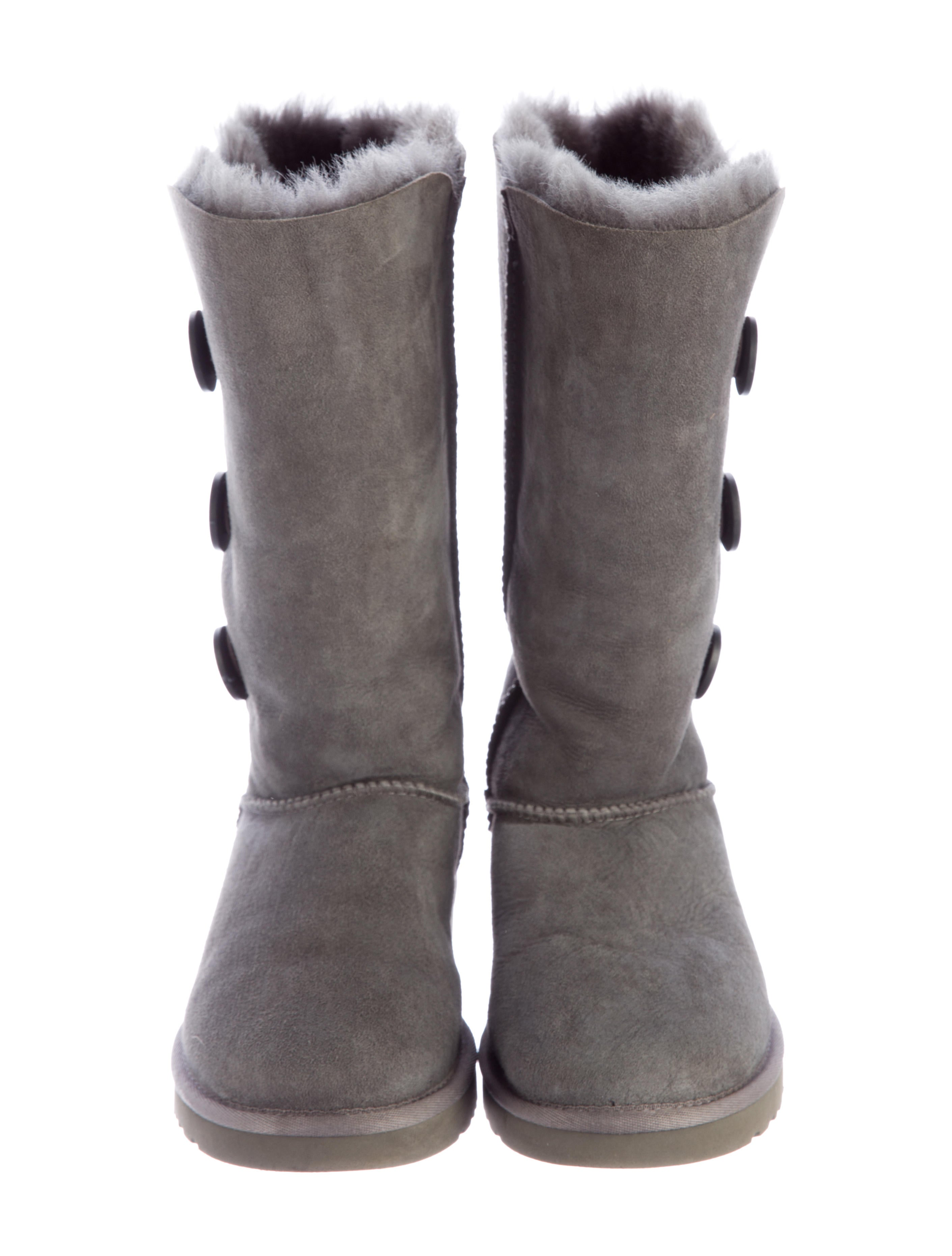 ugg bailey button triplet under $100
