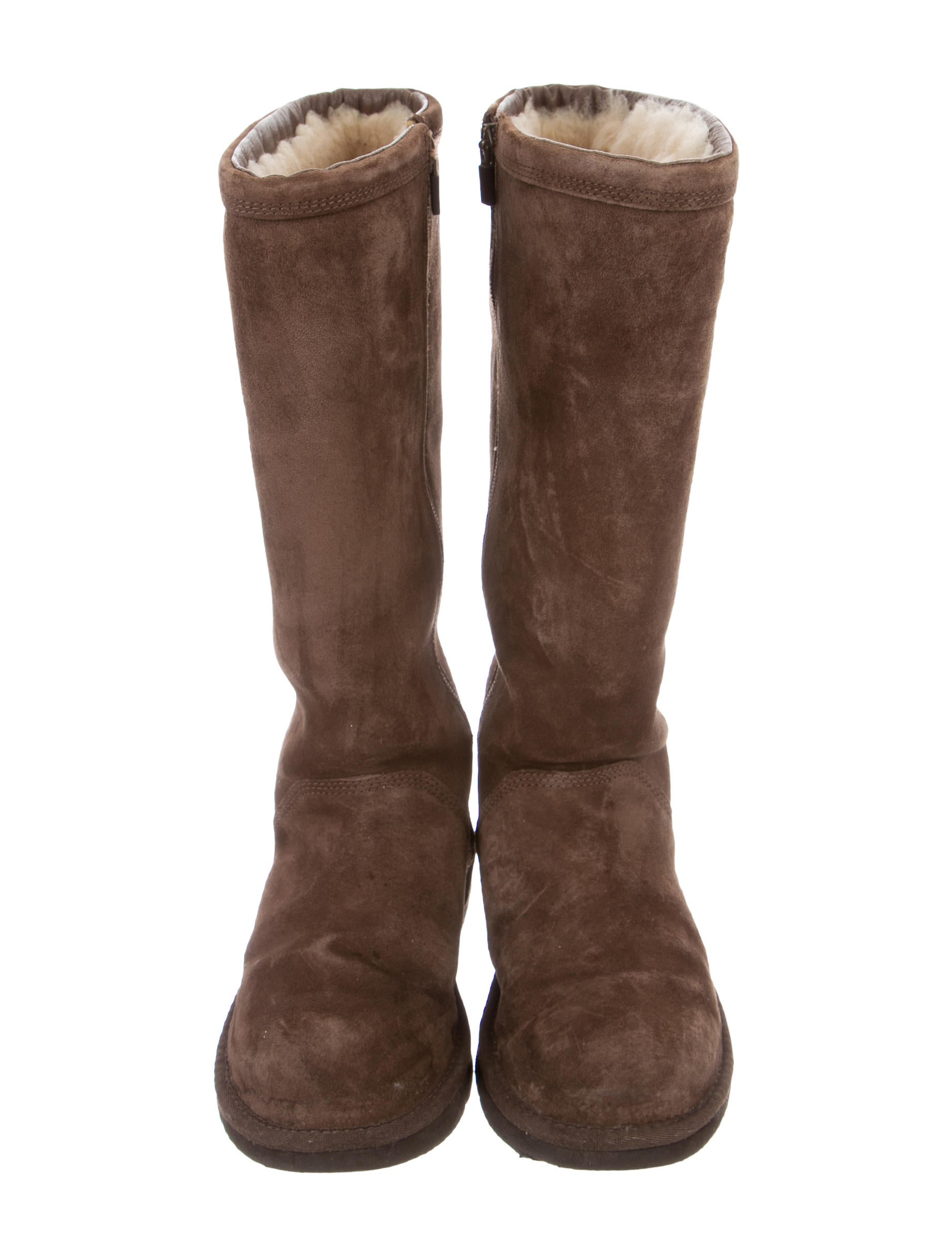 ugg australia greenfield shearling boots shoes