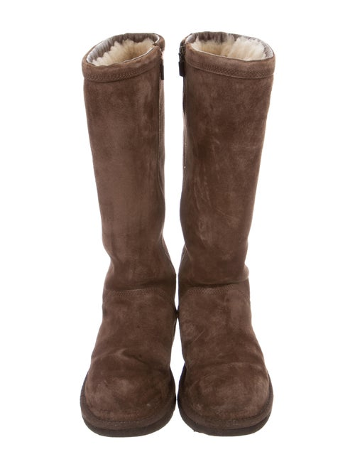 41e97870001 UGG Australia Greenfield Shearling Boots - Shoes - WUUGG21017 | The ...