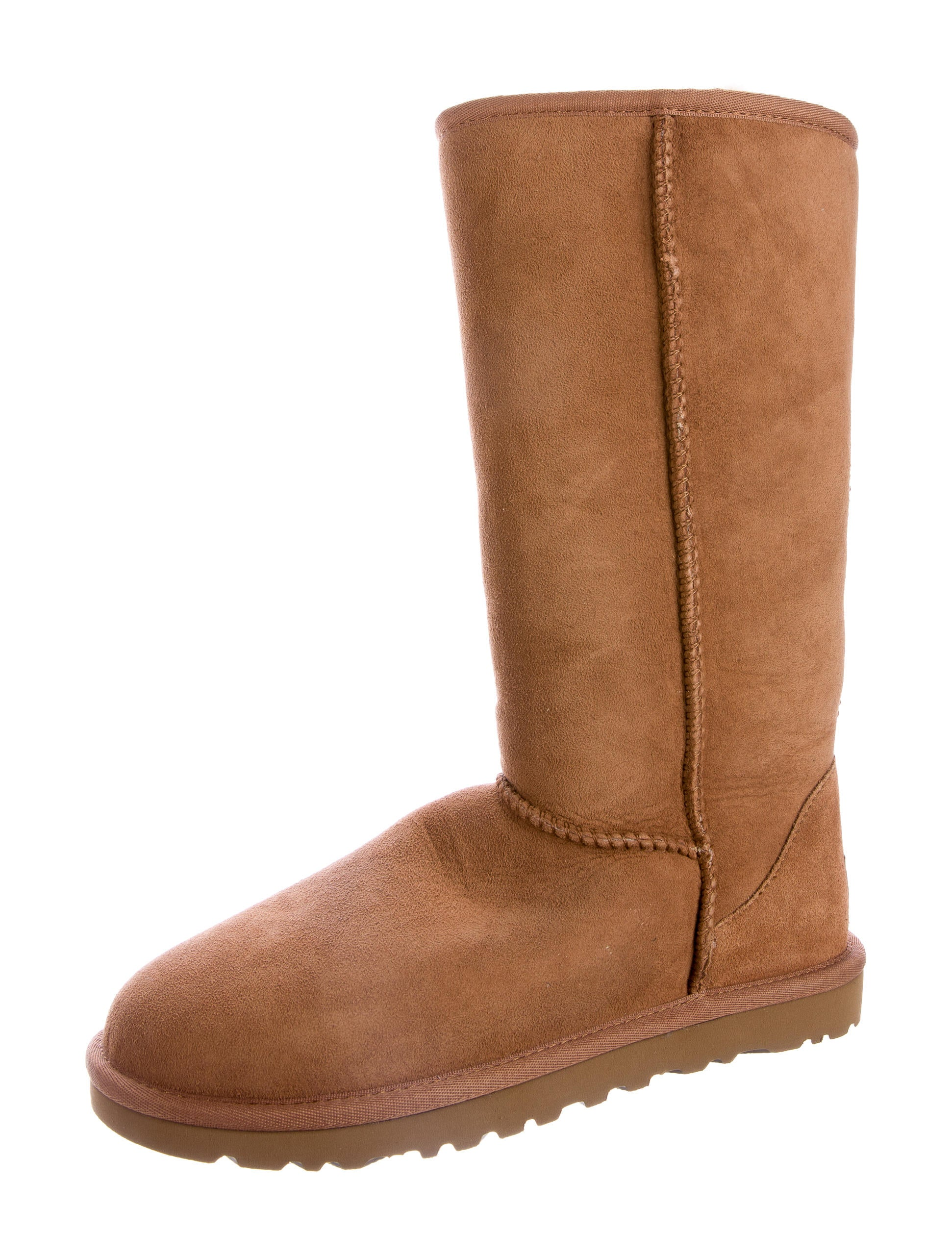 ugg australia classic tall shearling boots w tags shoes. Black Bedroom Furniture Sets. Home Design Ideas