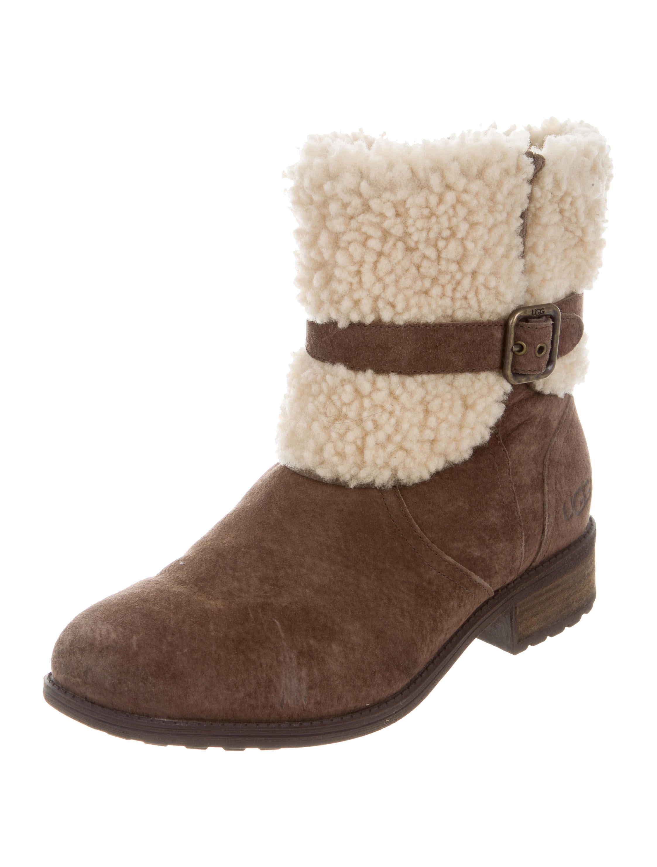 ugg australia suede ankle boots shoes wuugg21095 the