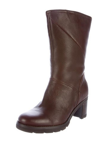 ugg australia leather ankle boots shoes wuugg21121