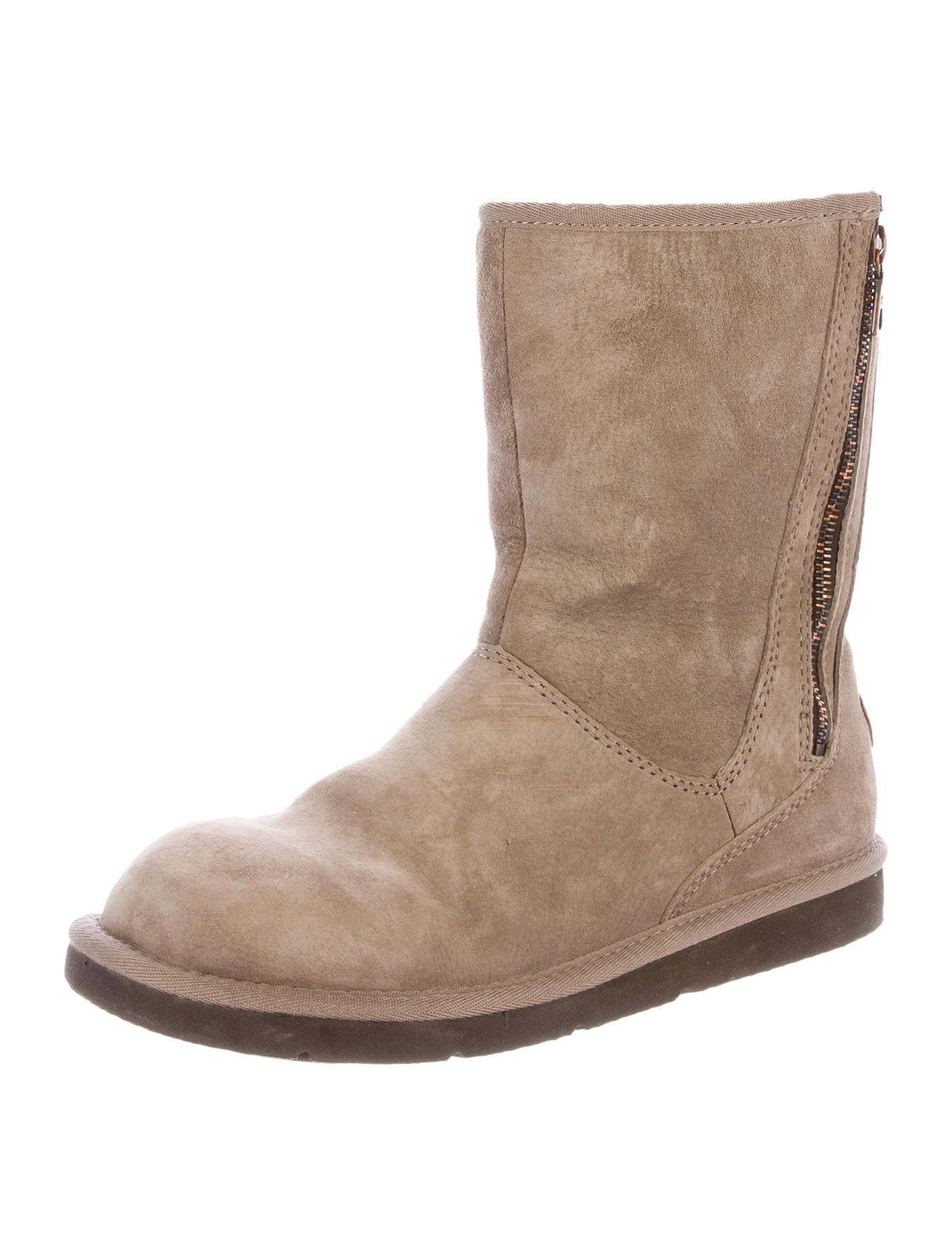 ugg australia suede ankle boots shoes wuugg21206 the