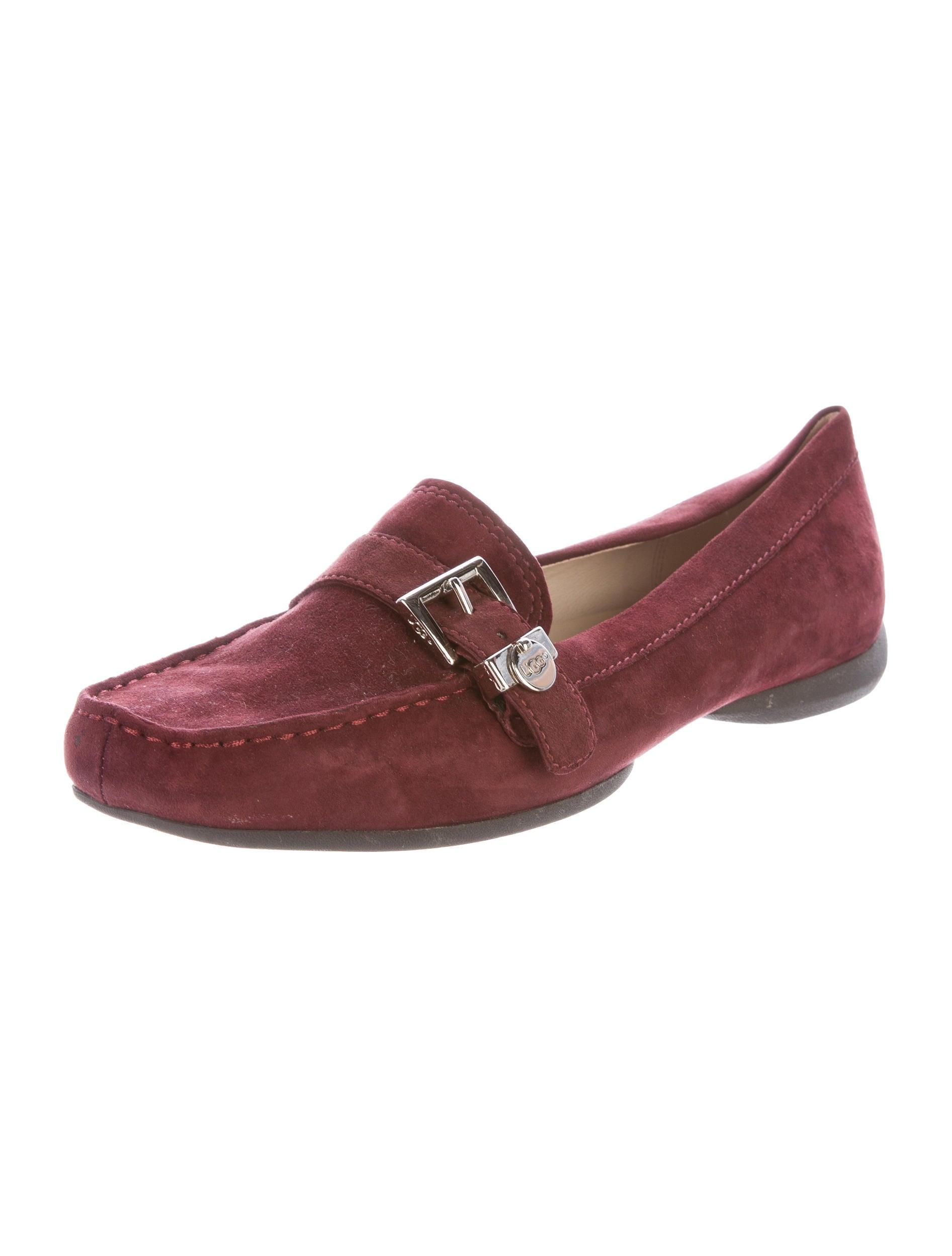 1b5ecd74b23 Womens Ugg Suede Loafers