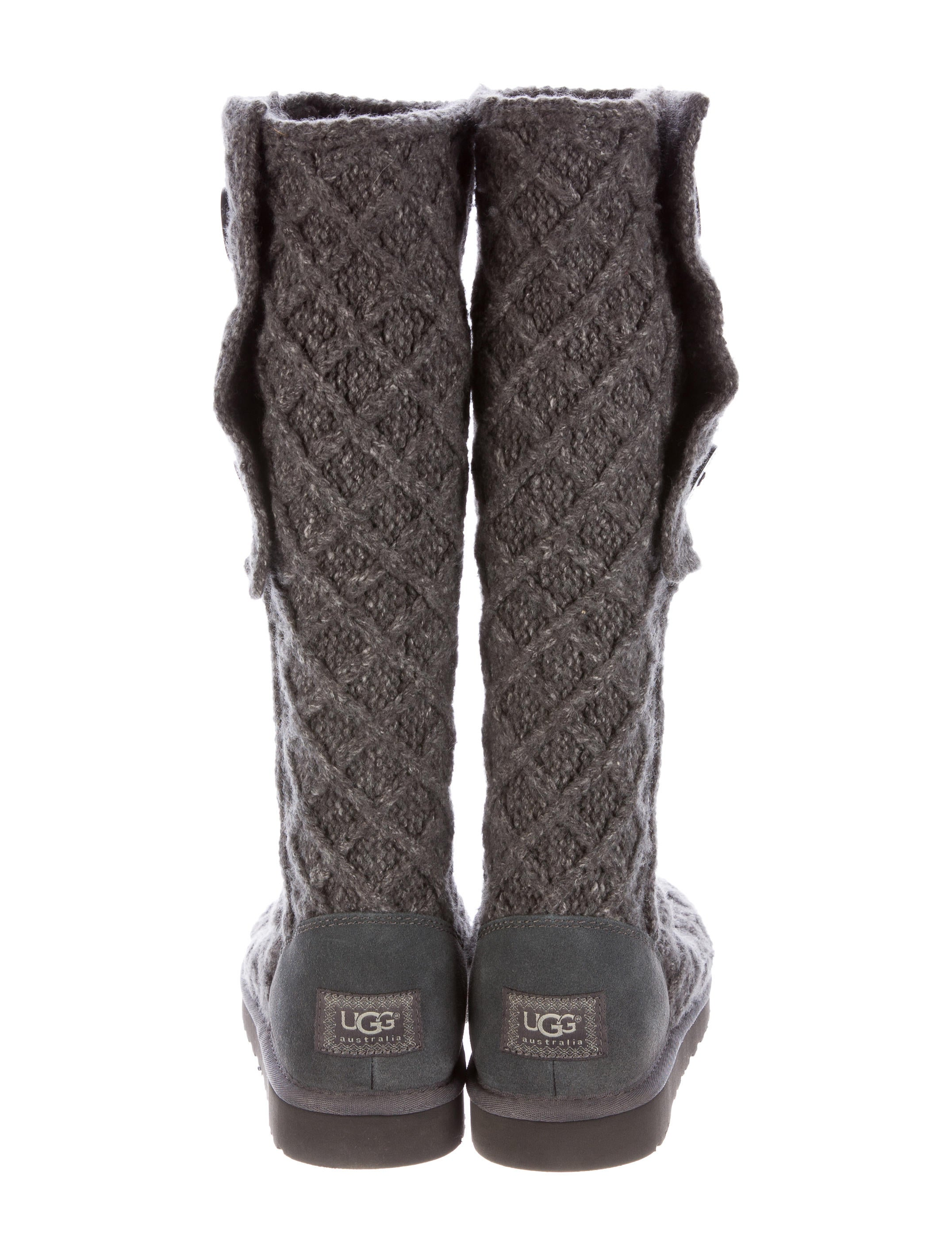 187bc2321 Knee High Knit Ugg Boots