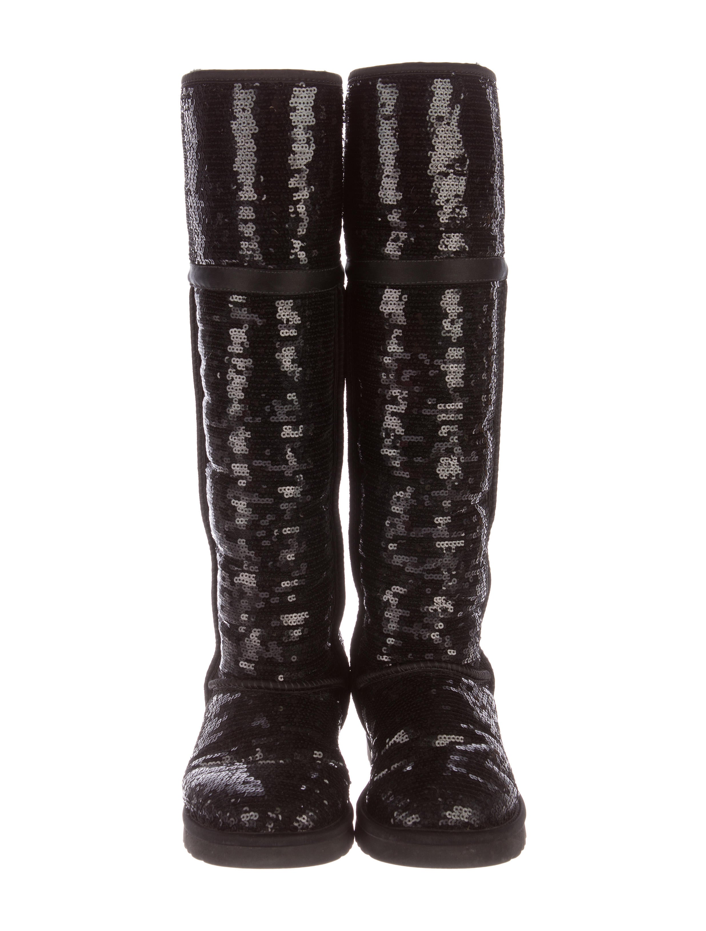 7e1609fb809 Ugg Bailey Over The Knee Sequin