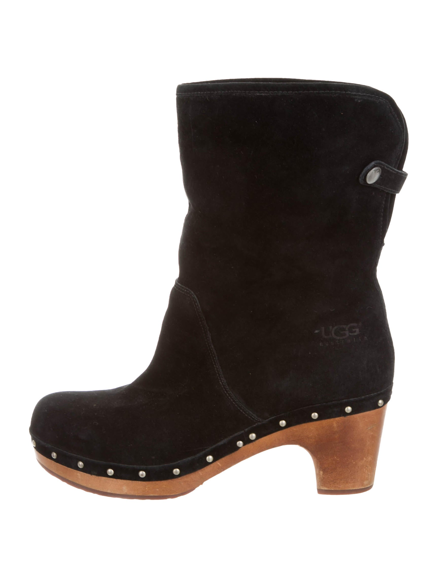 ugg australia rosabella suede ankle boots shoes