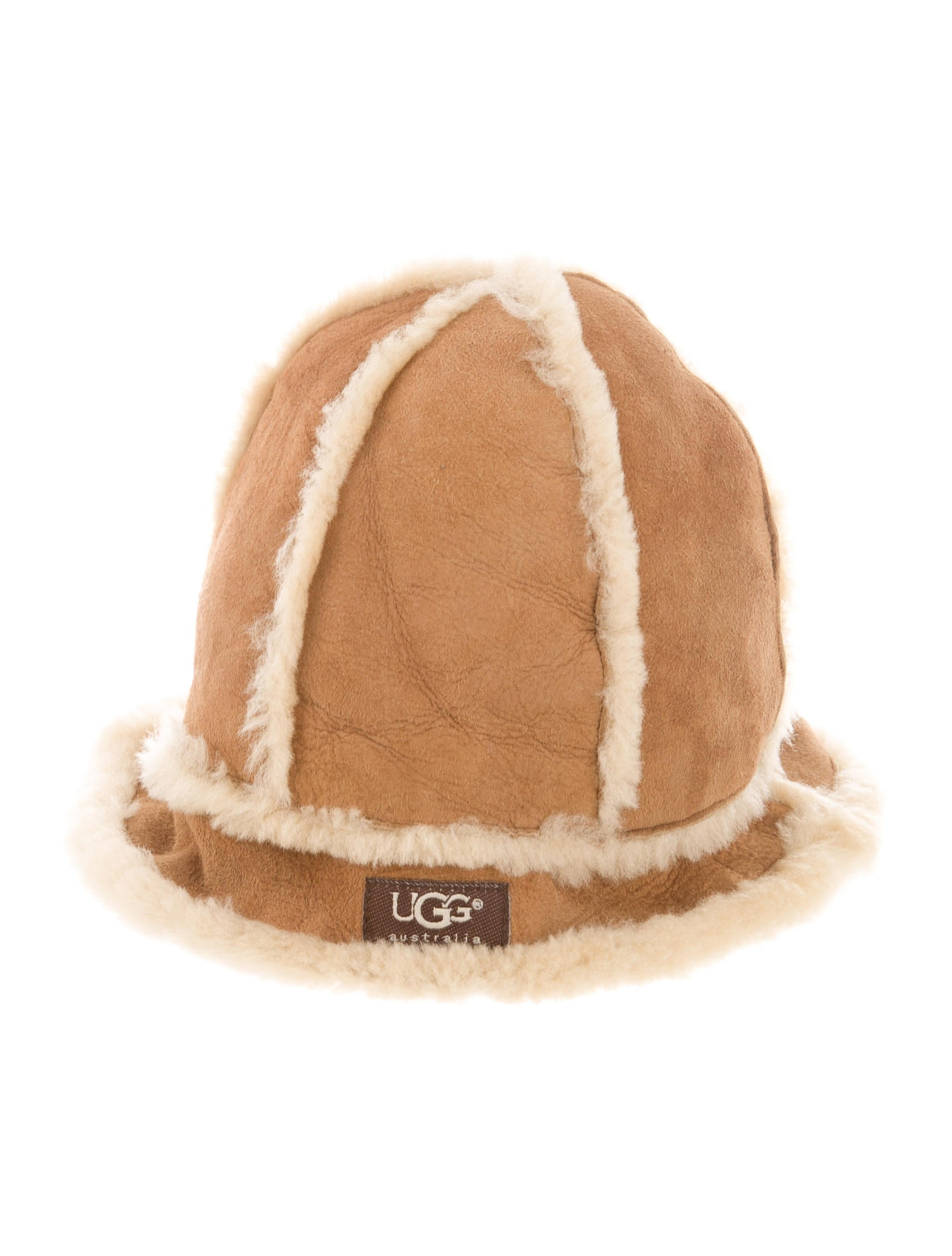 UGG Australia Suede Bucket Hat - Accessories - WUUGG21768  1003823f5f3