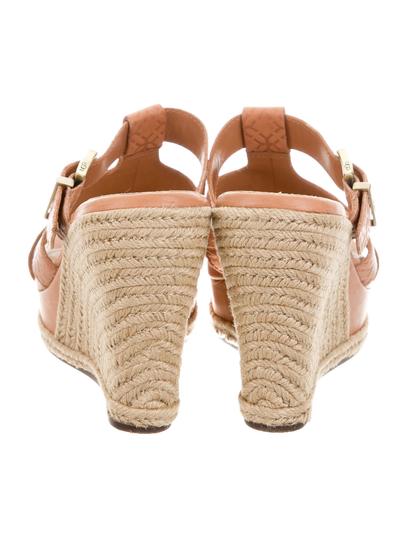 Hedy Wedge Sandals