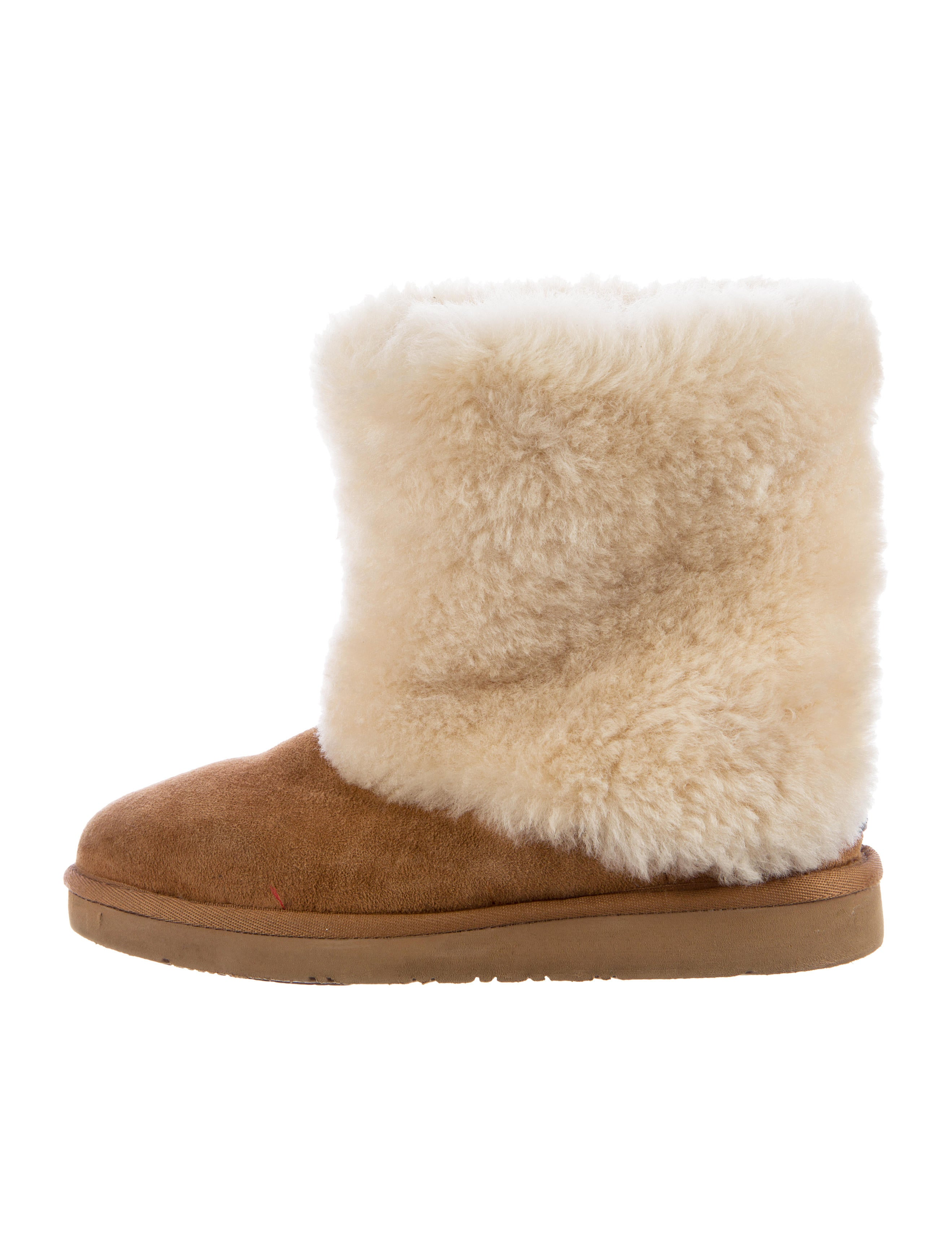 UGG Australia Patten Shearling Boots Shoes WUUGG21994