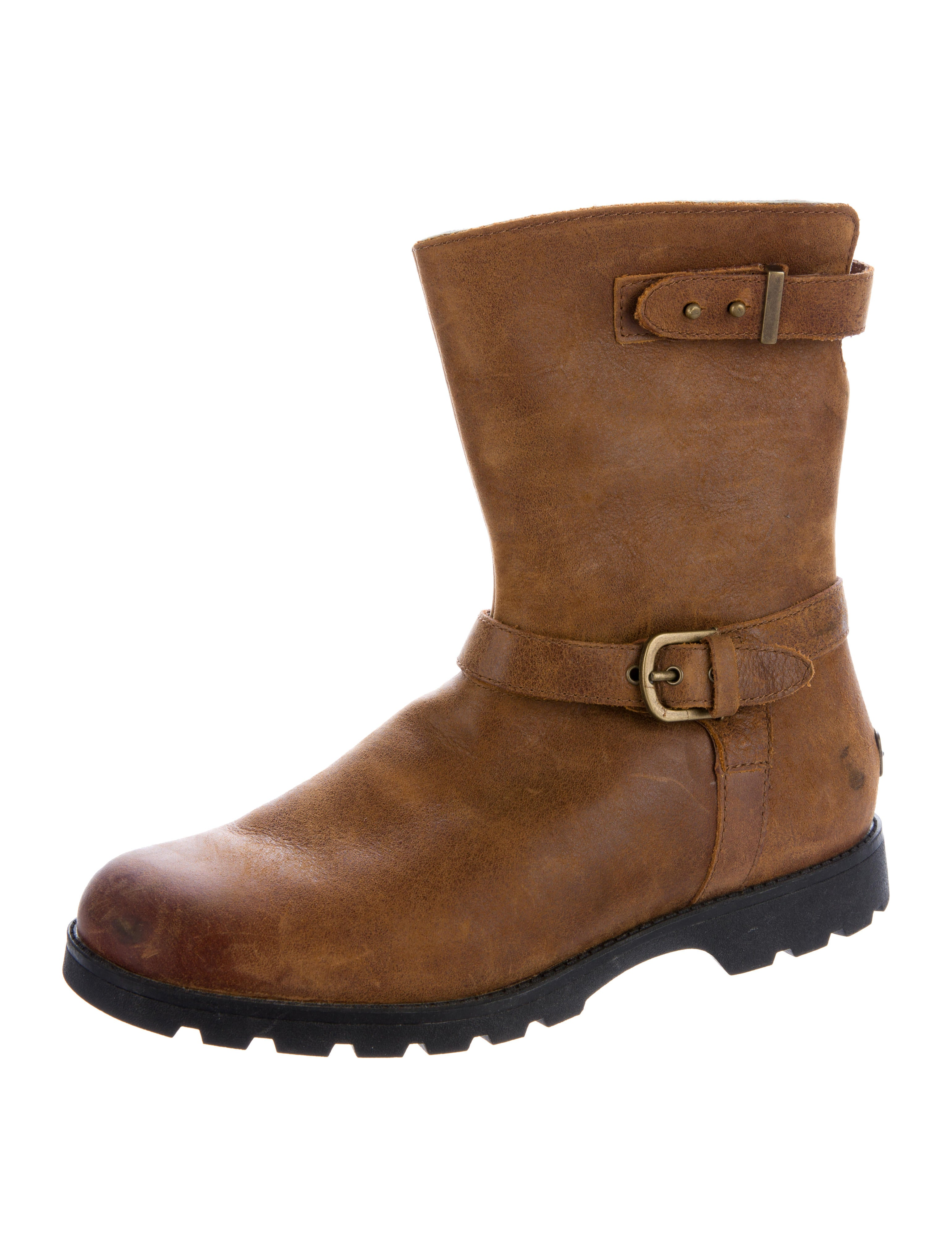 ugg australia shearling ankle boots shoes wuugg22086