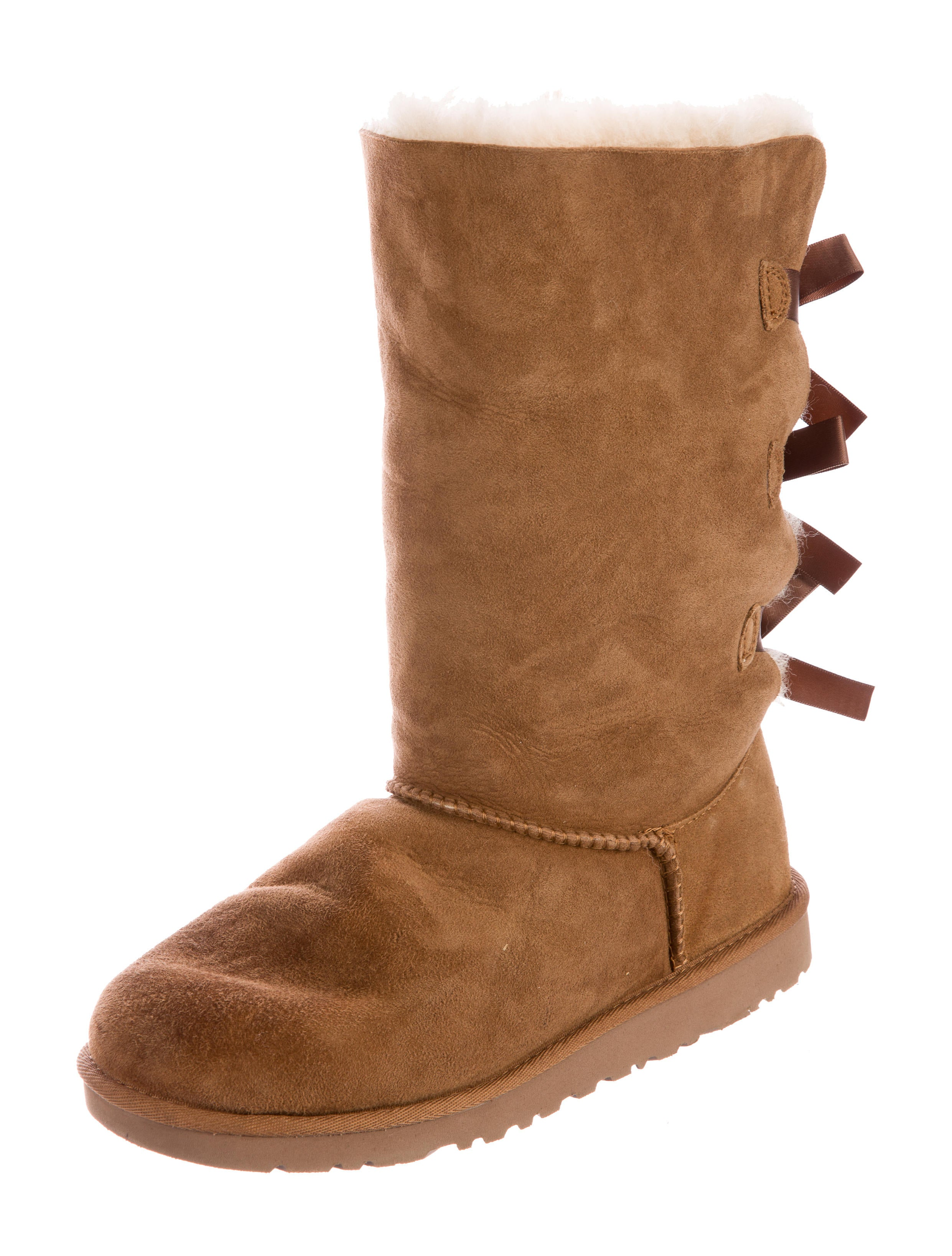 ugg australia bailey bow ankle boots shoes wuugg22293
