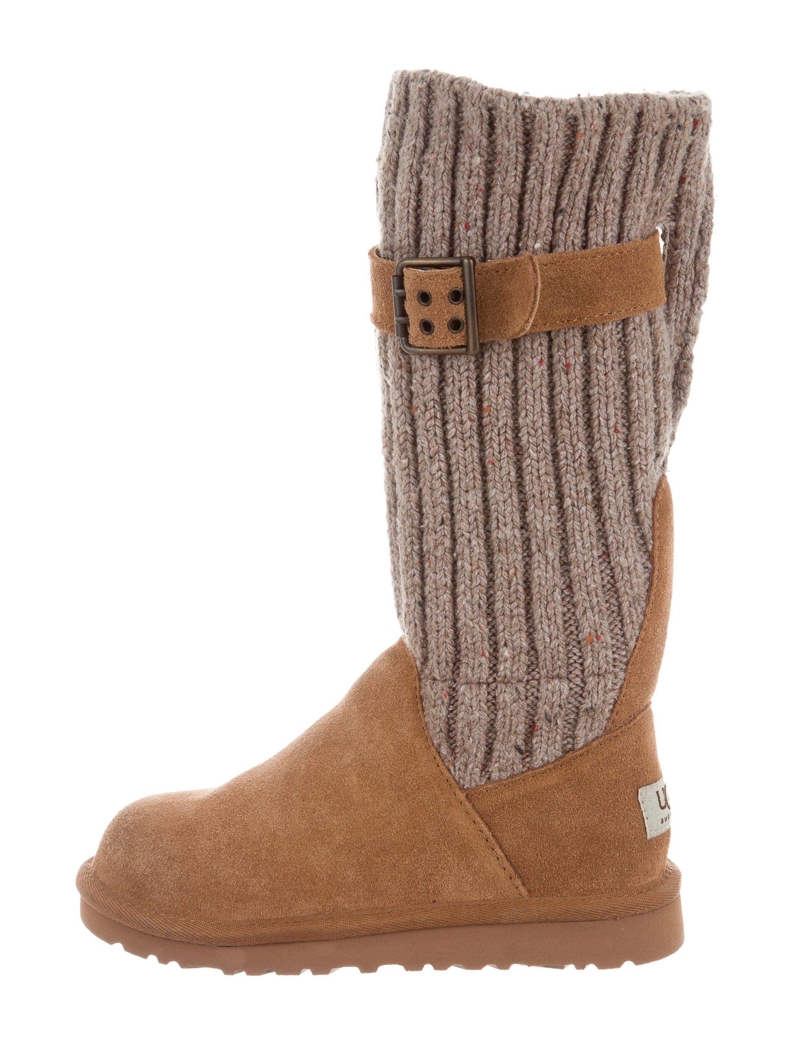 Knitting Websites Australia : Ugg australia girls cambridge knit boots