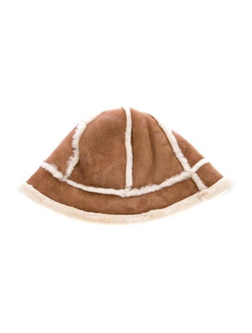 UGG Australia Shearling Bucket Hat - Accessories - WUUGG22605  af3e1f1295ab