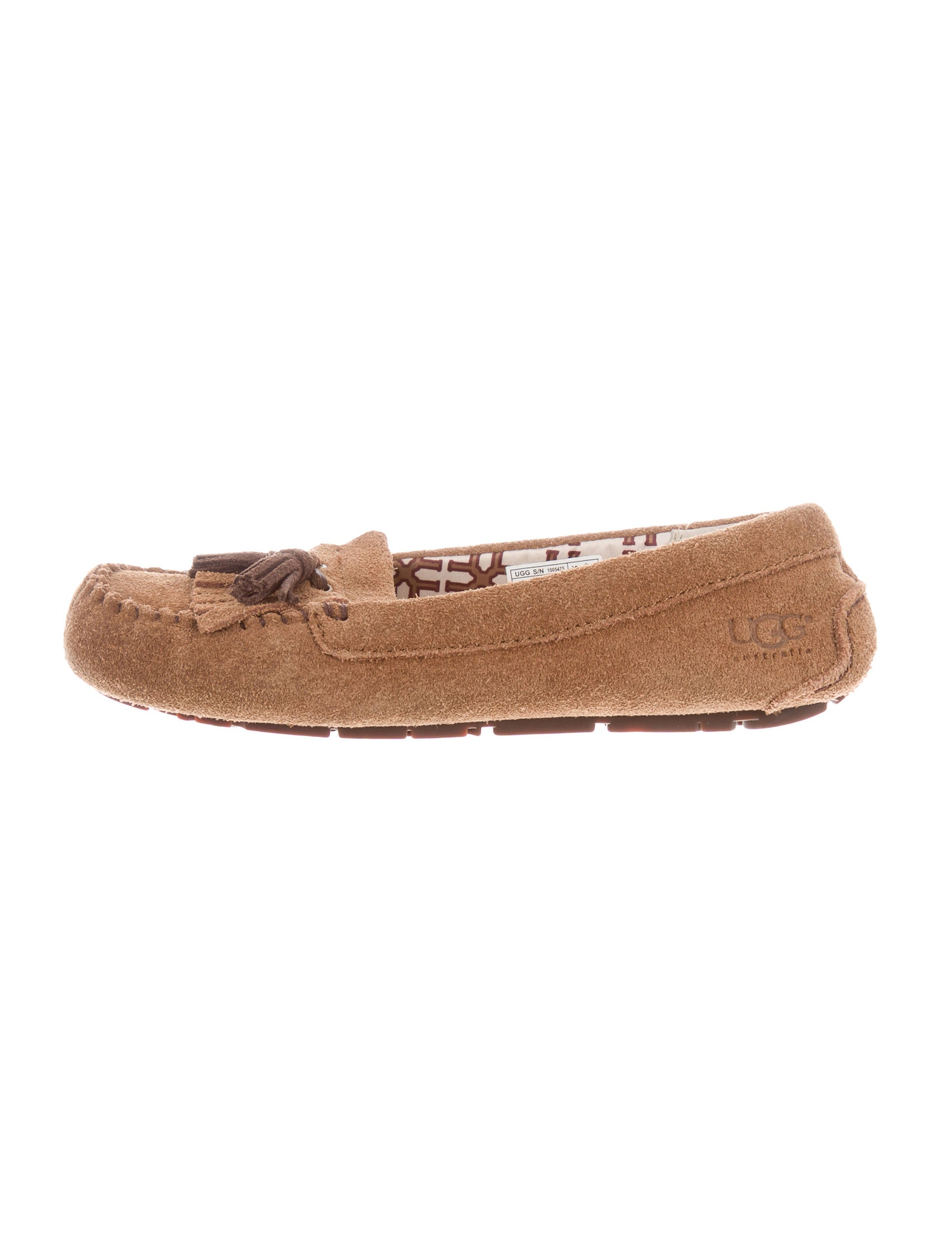 7c5da6bdd98 UGG Australia Lizzy Moccasin Slippers - Shoes - WUUGG22622