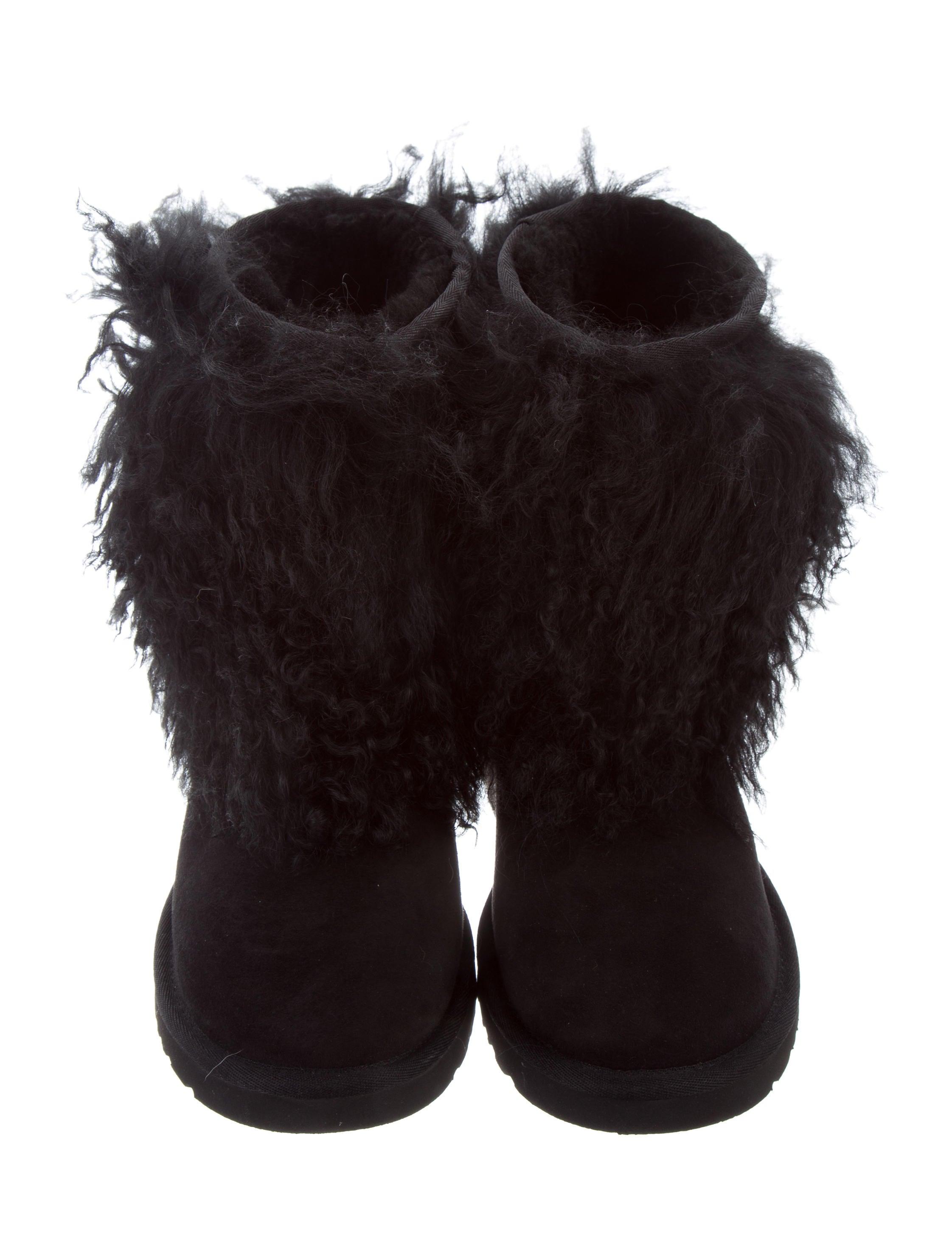 d2d05d64ba2 Mongolian Lamb Ugg Boots