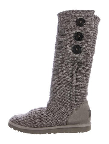 UGG Australia Woven Knee-High Boots buy cheap eastbay shop offer fake sale online fPa5jT9M