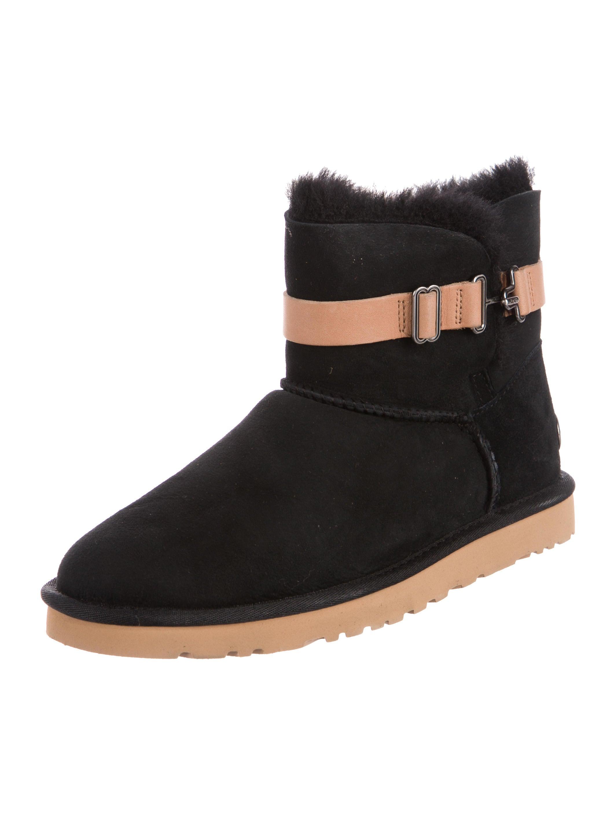ugg australia suede toe boots shoes wuugg23094