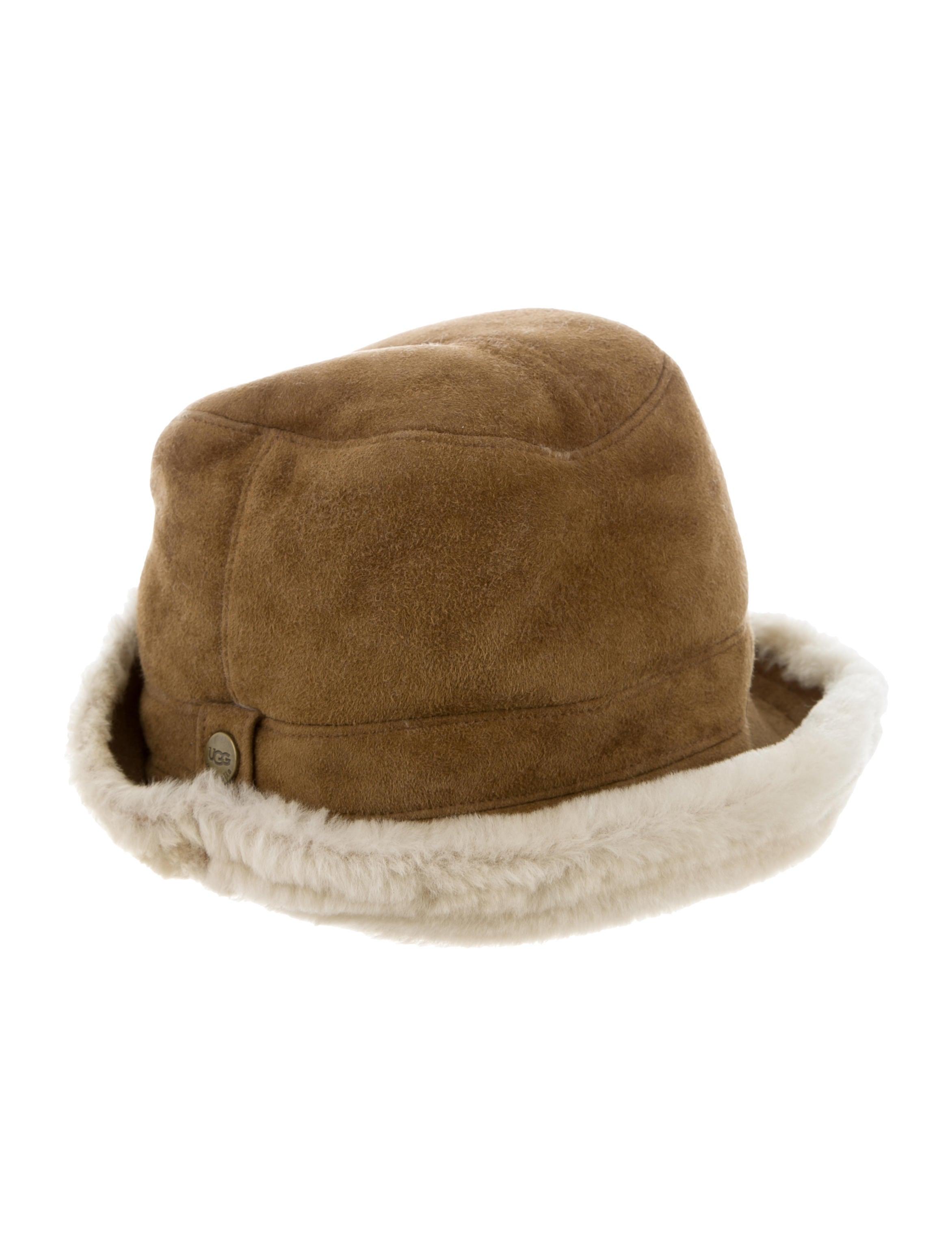 46fd0898 UGG Australia Shearling Bucket Hat - Accessories - WUUGG23347   The ...