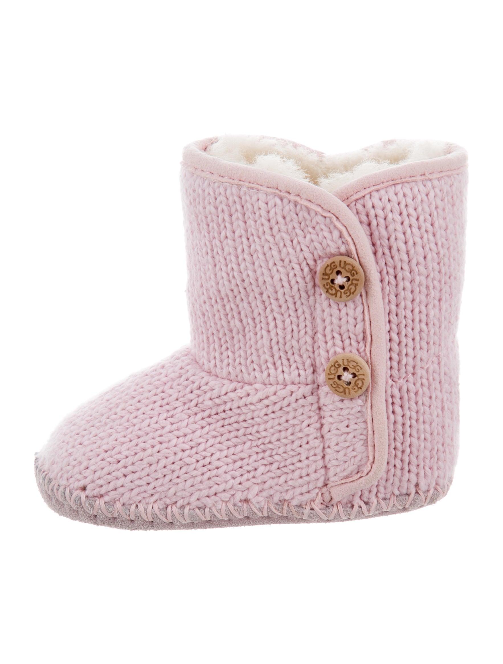 Knitting Websites Australia : Ugg australia girls purl knit booties