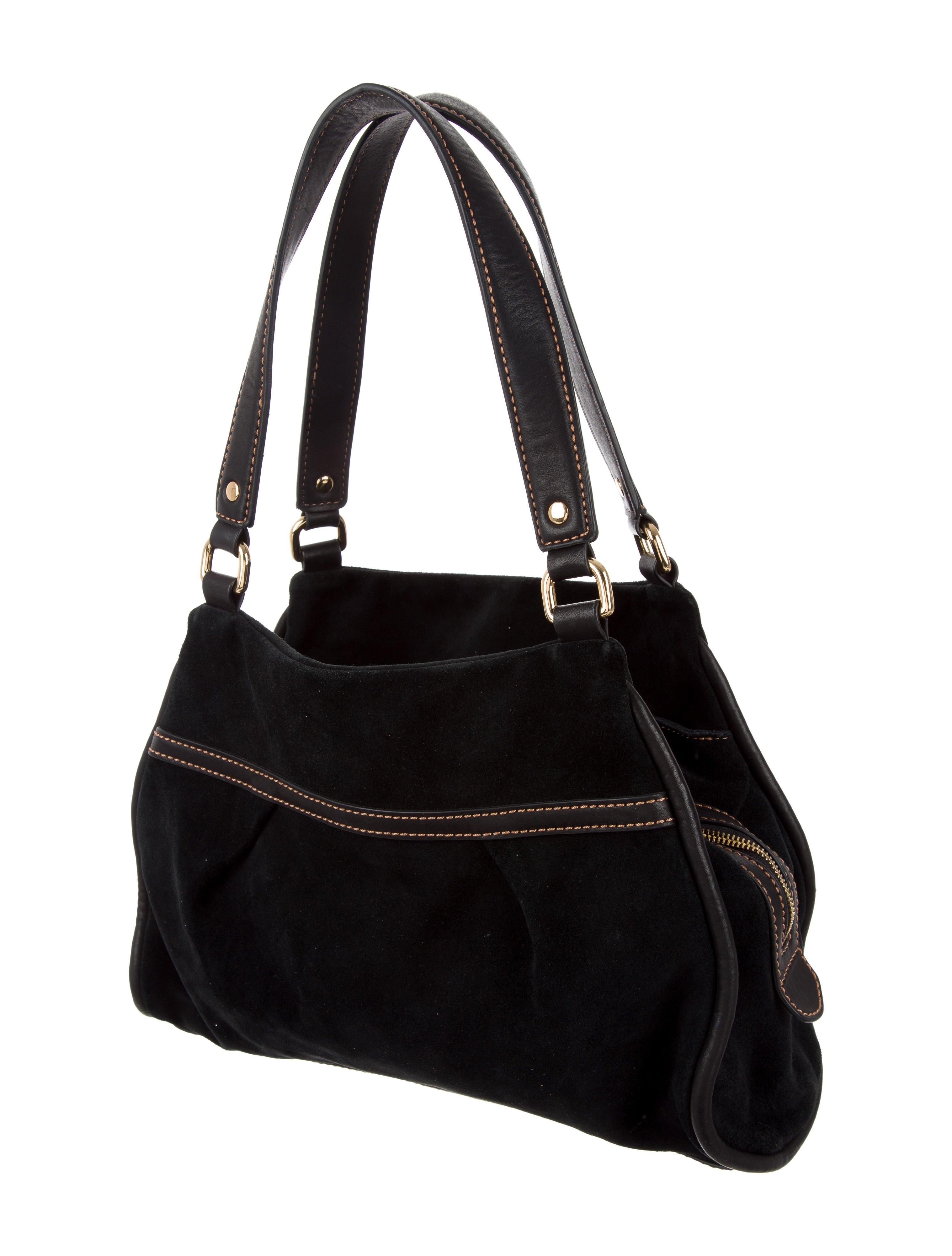 61fe2a7e0afc UGG Australia Suede   Leather Bag - Handbags - WUUGG23465