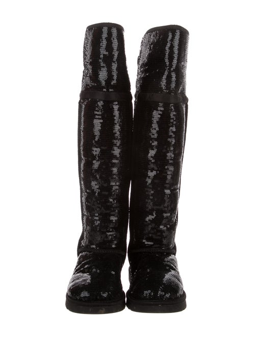 8f2c8a4249e UGG Australia Bailey Button Sparkles Over-The-Knee Boots - Shoes ...