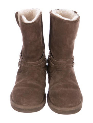 Palisade Ankle Boots