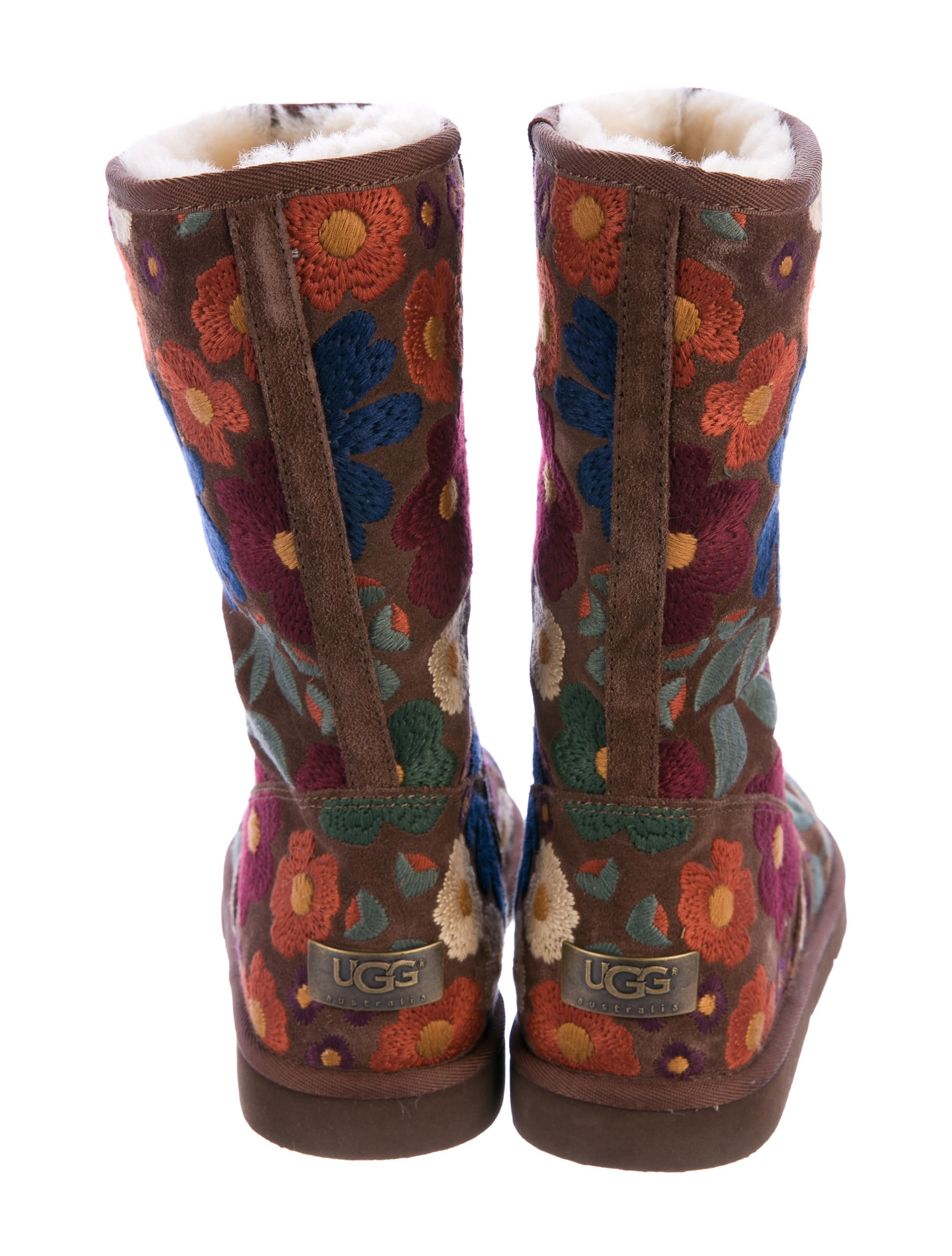 Wahine Floral Boots