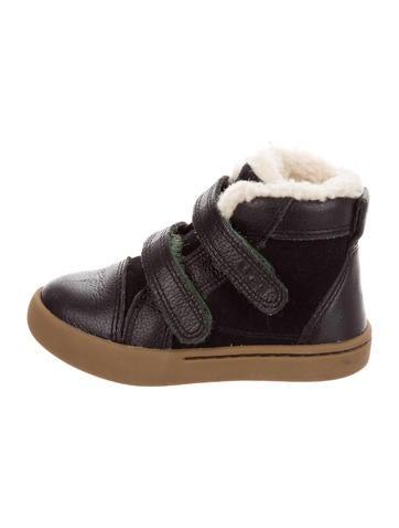 Boys' Rennon Suede Sneakers