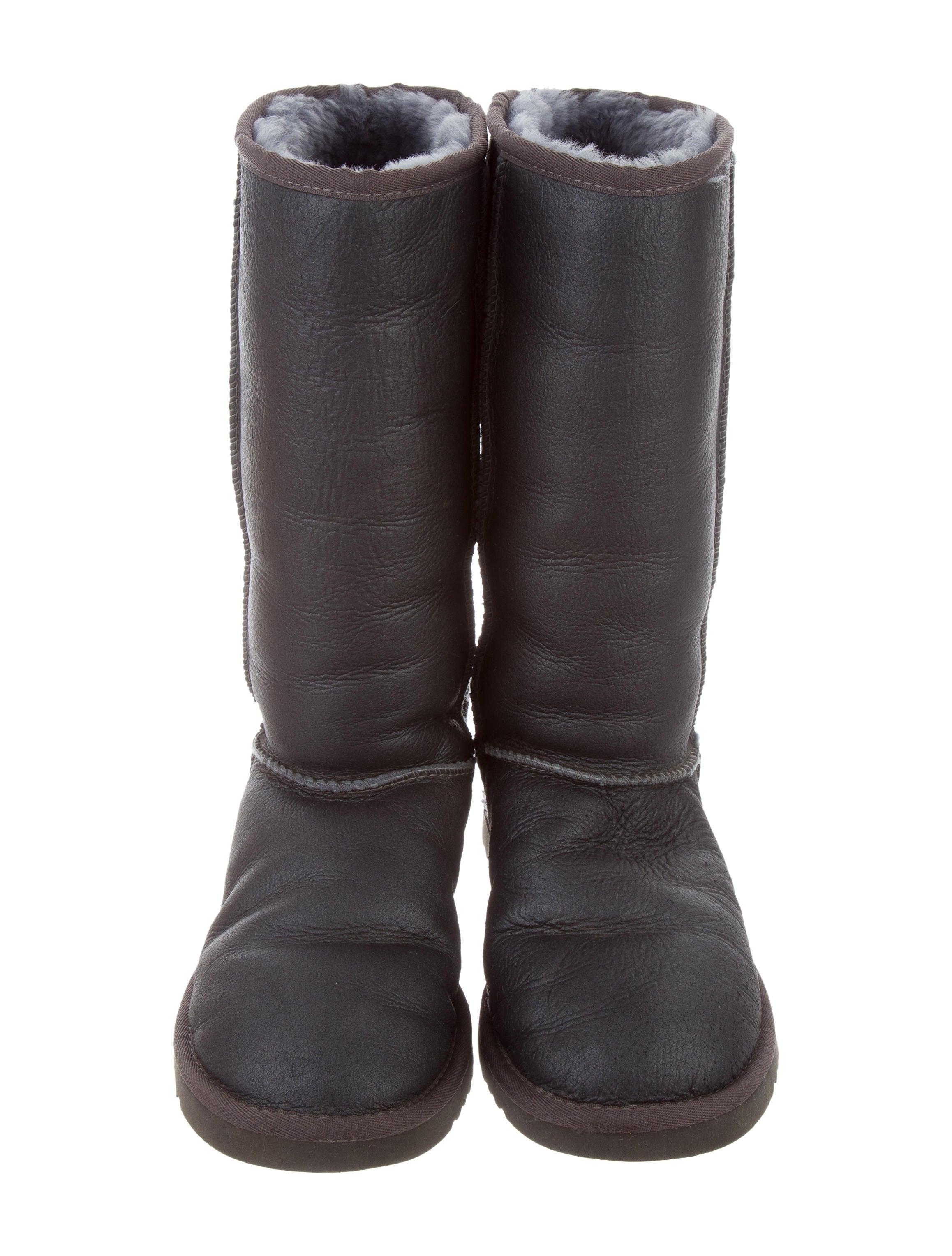 Metallic Classic Tall Boots