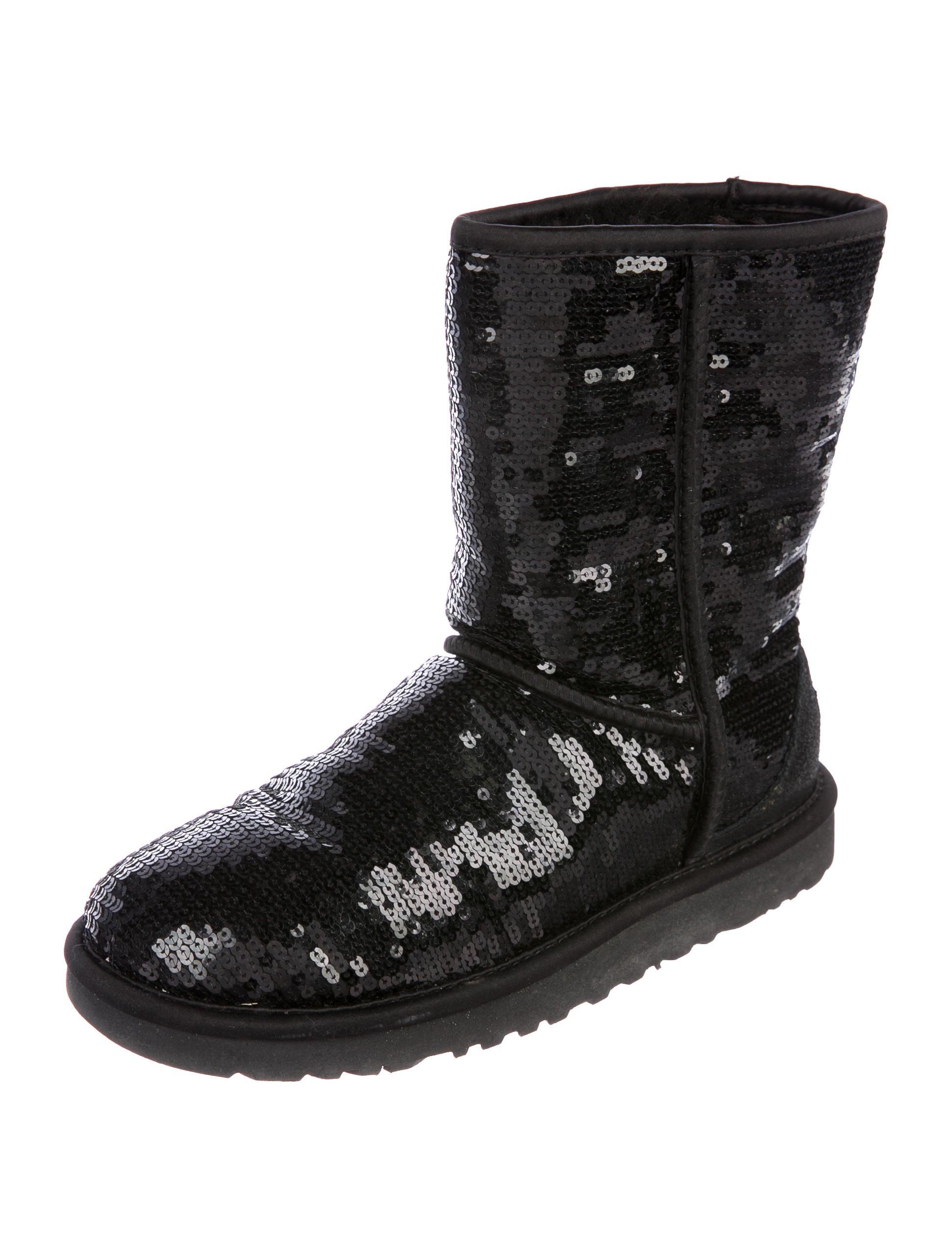 UGG Australia Shearling Embellished Boots sast cheap price J8WxTzBP