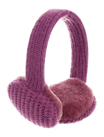 UGG Australia Shearling Wired Earmuffs None