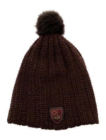 UGG Australia Knit Pom-Pom Hat None