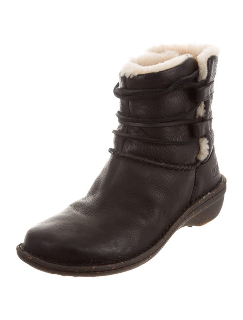 259f7685ec8 UGG Australia Caspia Lace-Up Ankle Boots - Shoes - WUUGG25068   The ...