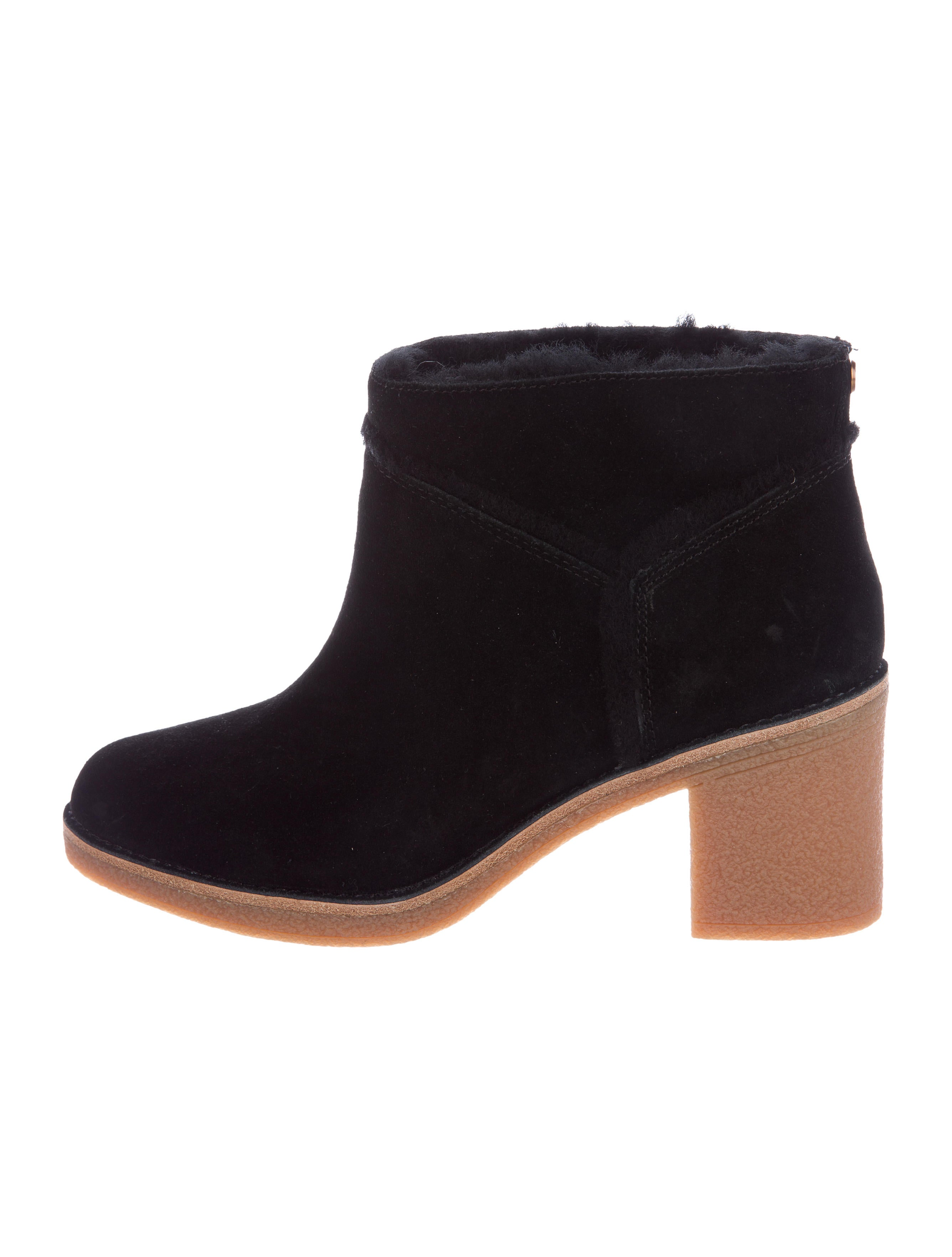 UGG Australia Kasen Suede Booties w/ Tags free shipping official low cost clearance outlet clearance latest collections brand new unisex online 8fZONwCG