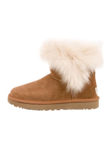 get to buy cheap online UGG Australia Milla Shearling-Trim Boots w/ Tags sale largest supplier clearance store for sale aiA8HKDnSn